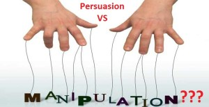 Difference Between Persuasion and manipulation Robert Cialdini